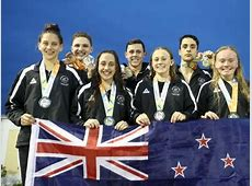 Bahamas 2017 New Zealand Olympic Team