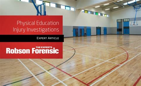 gym class injuries expert article  physical education
