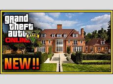 GTA 5 Online Mansion, Apartment & House Customization DLC