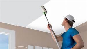 peinture plafond peintures de couleurs pour les With peinture plafond sans trace