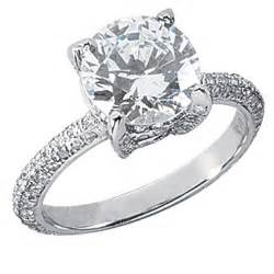solitaire wedding ring wedwebtalks - Wedding Rings Solitaire