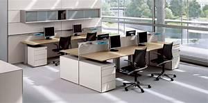 T-Workstation - Bene Office Furniture