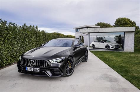 Mercedes Amg Gt 2019 by Official 2019 Mercedes Amg Gt 4 Door Coupe