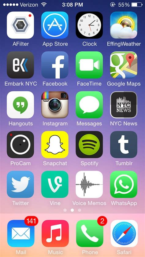 apps for iphone 7 creative ways to organize your mobile apps