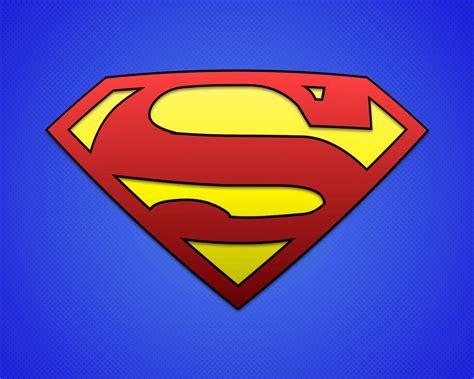 wallpapers  superman logo wallpaper cave