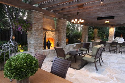 cozy outdoor room michael glassman associates