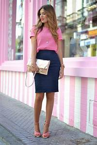 Office Wear Ideas For Ladies 2018   FashionGum.com