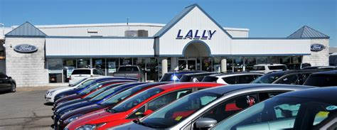 Lally Ford, Ford Dealers Near Windsor, Chatham, London Ontario