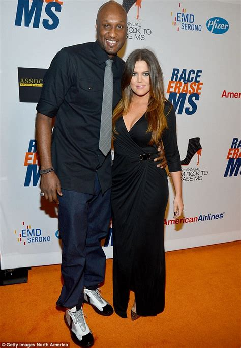 khloe kardashian  panicked call  husband lamar
