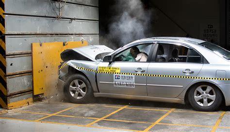 Crash Test by Crash Test Ratings Explained