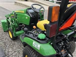 2015 John Deere 1025r - Compact Utility Tractors