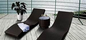 Bain De Soleil Résine Tressée : bain de soleil ~ Dailycaller-alerts.com Idées de Décoration