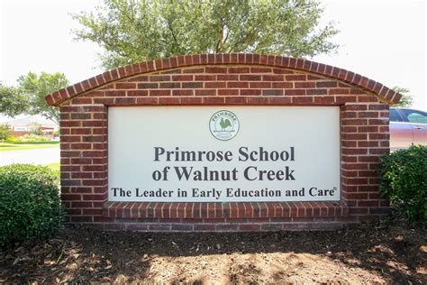preschools in mansfield tx primrose school of walnut creek in mansfield tx 817 501