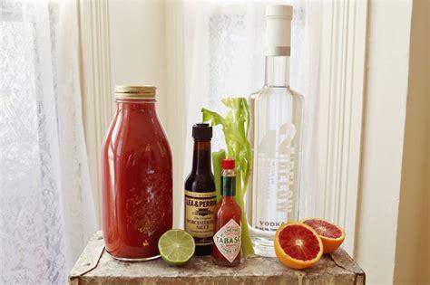 bloody ingredients cocktail blood orange bloody mary my free recipe box