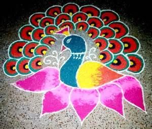 wedding gift cutting board peacock rangoli pattern