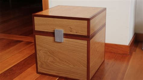 Minecraft Boat And Chest by How To Make Your Own Minecraft Chest In Real Wood