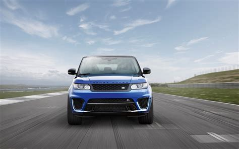 Land Rover Range Rover Sport Wallpapers by 2015 Land Rover Range Rover Sport Svr 4 Wallpaper Hd Car