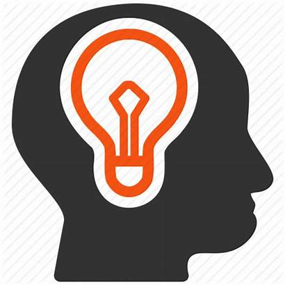 Icon Talent Clever Brain Mind Idea Think