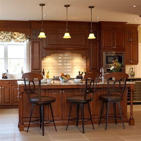 cuisine de r黐e cuisines beauregard cuisine réalisation 225 cuisine de style classique en bois et