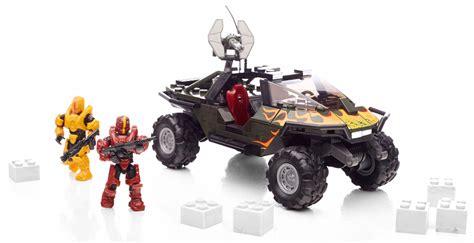 halo warthog mega bloks mega bloks halo unsc flame warthog toys games blocks