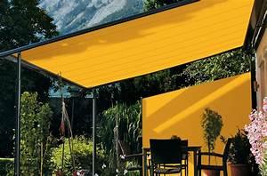 Store Banne Sur Pied : la pergola pour une protection de votre terrasse ~ Premium-room.com Idées de Décoration