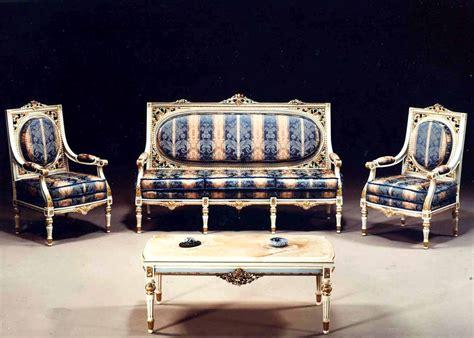 poltrone stile luigi xvi salotto in stile luigi xvi loira esposizione artigiani