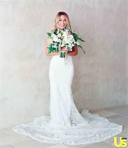 lauren conrad39s rustic chic wedding rustic wedding chic With lauren conrad wedding dress