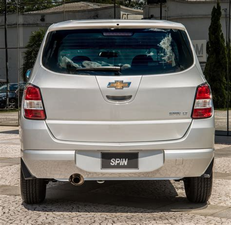 Chevrolet Picture by 2016 Chevrolet Spin Gets New 6 Speed At Features