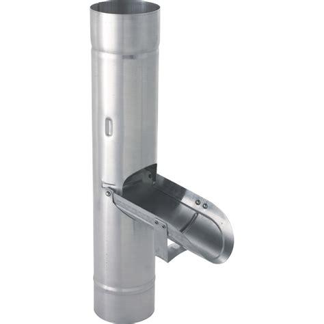 montage d un robinet de cuisine récupérateur d 39 eau de pluie zinc gris scover plus diam 80