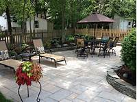 inspiring accessible garden design Garden Design With Inspiring Landscape And Paver Patios ...
