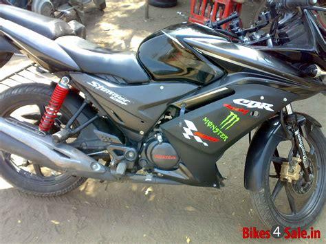 Bike Modification Of Honda Stunner by 2014 Honda Cbf Stunner Moto Zombdrive