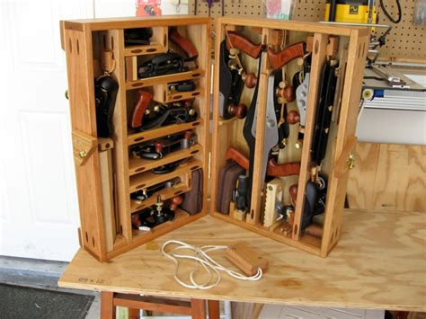 Plane Cabinet by Plane Chest Finewoodworking