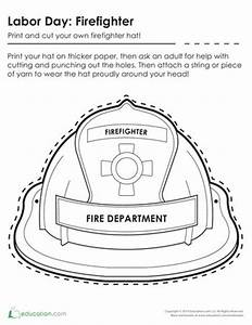 25 best ideas about fireman hat on pinterest fire truck With firefighter hat template preschool