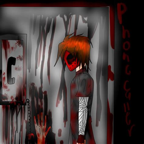 creepypasta phone phone caller creepypasta comic cover by gothamgirldc on