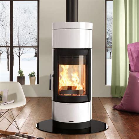 la nordica fortuna bifacciale kw contemporary wood burner