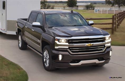 2018 Chevrolet Silverado Brings Lux Led Upgrades 8 Speed