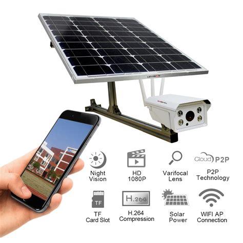 solar powered ls indoor solar powered wireless wifi cctv camera 4g ip camera with