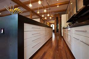 kitchen black white units loft in noho new york city With new york loft kitchen design