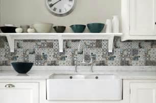 kitchen backsplash tile patterns top 15 patchwork tile backsplash designs for kitchen