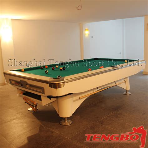 cheap slate pool tables cheap modern design slate bed mdf coin operated carom