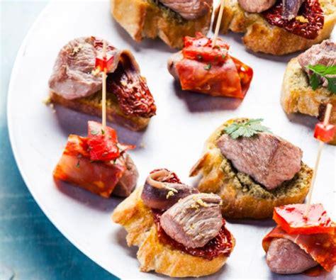 recettes de cuisine de noel apéritif espagnole recette facile gourmand