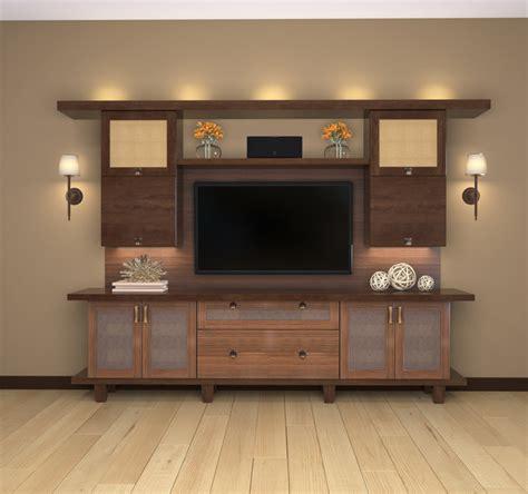 Modern Living Room Entertainment Center