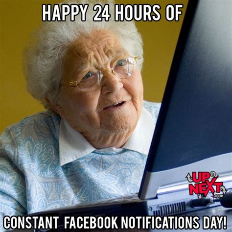 Grandmother Meme - funny happy birthday pictures and quotes for guys friends cousins