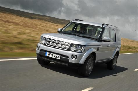 Land Rover Discovery 20042016 Review (2016) Autocar