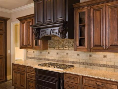 Creative Ideas For Your Kitchen Back Splashes  Interior