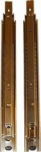 Glissiere A Bille : paire de glissi re sur roulement a bille de rechange pour un tiroir de tbr4108x mobilier d 39 atelier ~ Farleysfitness.com Idées de Décoration
