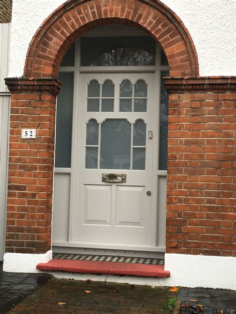 victorian period doors london  surrey  period front door