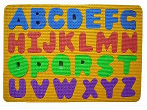 alphabet foam puzzle baby39s learning and development toy With foam letter puzzle