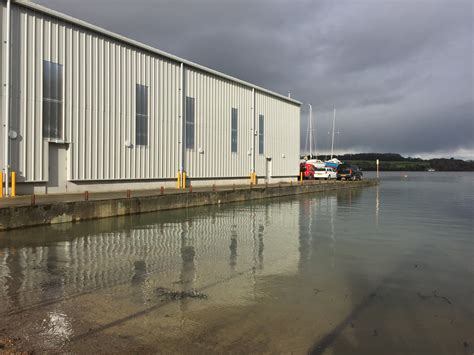 Boat Storage North Wales by Indoor Secure Boat Storage Facility Marine Engineering