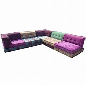 Mah jong modular sofa by roche bobois for sale at 1stdibs for Q couch modular sofa